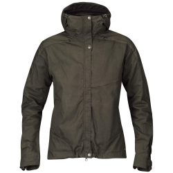 Fjallraven Skogso Jacket - Dark Olive AS