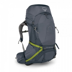 Osprey Atmos AG 50 L for Men - Grey (inc. Rain Cover)