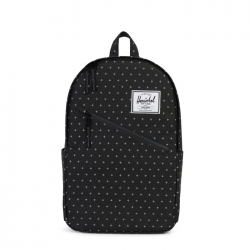 Herschel Parker Backpack - Black Gridlock