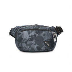 PACSAFE | Vibe 100 Anti-Theft Hip Pack (Grey Camo)