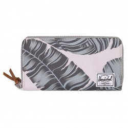 Herschel Thomas Wallet - Silver Birch Palm / RFID