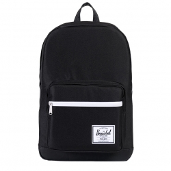 Herschel Pop Quiz Backpack - Black / Black