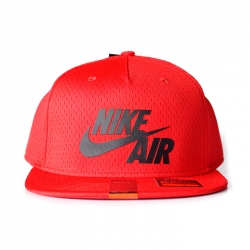Nike Air Pivot True Snapback - University Red/Black