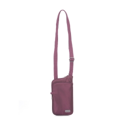 PACSAFE | Daysafe tech crossbody - Blackberry