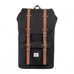Herschel Little America - Black / Tan