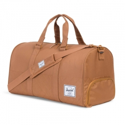 Herschel Novel Duffle - Caramel Quilted