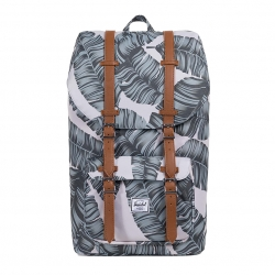 Herschel Little America - Silver Birch Palm / Tan