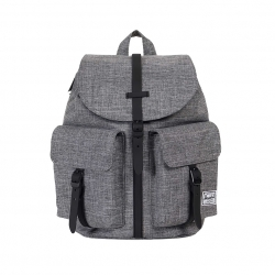 Herschel Dawson Backpack | XS - Raven Crosshatch / Black