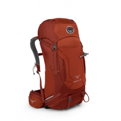 Osprey Kestrel 38L for Men - Red