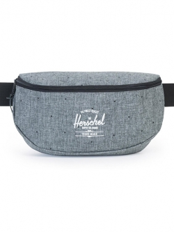 Herschel Sixteen Hip Pack - Scattered Raven Crosshatch