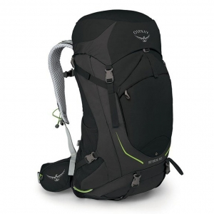Osprey Stratos 50 for men - Black