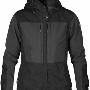 Fjällräven Keb Jacket Women - Dark Grey
