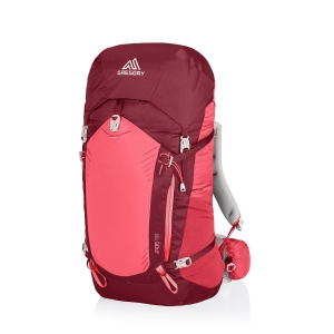 GREGORY Jade 38 V2 for women - Ruby Red