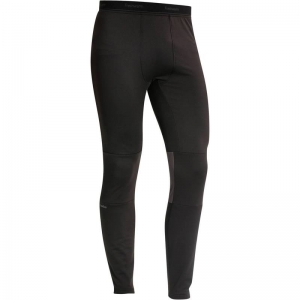 Wed'ze Men's Base Layer Trousers II - Black