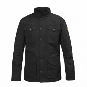 Fjällräven Raven Jacket Men - Black