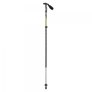 NATURE HIKE - 4 Node Outter Locked Aluminum Trekking Pole (Light Green)