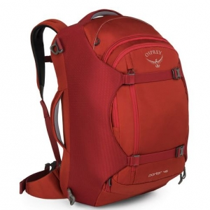 Osprey Porter 46 - Red