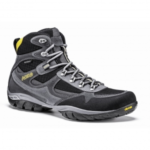 ASOLO - Reston WP Men Grafite/Nero (Light Hiking)