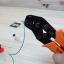SN-28B คีมเข้าหัวสายไฟ Crimping plier hand tool wire 0.25 - 1mm AWG 27-17 thumbnail 9