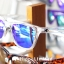 Knockaround Premiums Sunglasses - Clear Moonshine thumbnail 5