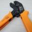 SN-02C คีมเข้าหัวสายไฟ Crimping plier hand tool wire 0.25 - 2.5mm AWG 24-4 thumbnail 5