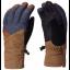Columbia Men's ST.Anthony Gloves - India Ink Crossdye/Delta Melange thumbnail 1