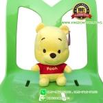 ตุ๊กตาคิวตี้ พูห์ Cutie Pooh 9 นิ้ว [Disney]
