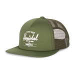 Herschel Whaler Cap | Mesh - Army